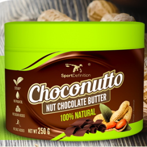 Sport Definition Choconutto [krem orzechowo-czekoladowy] - 250g