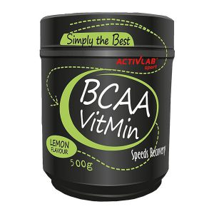 Activlab STB BCAA VitMin - 500g