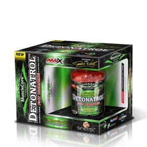 Amix MuscleCore Detonatrol Fat Burner BOX - 90 kaps.