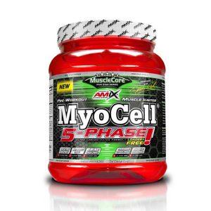 Amix MuscleCore MyoCell 5 Phase - 500g