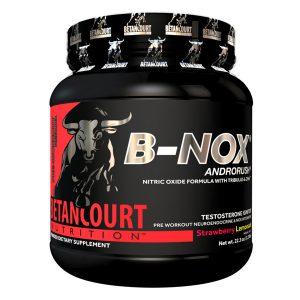 Betancourt Nutrition Bullnox Androrush - 633g