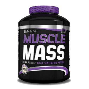 BioTech Muscle Mass - 2270g