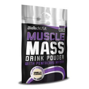 BioTech Muscle Mass - 4500g