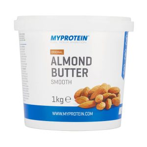 MyProtein Almond Butter Smooth - 1000g
