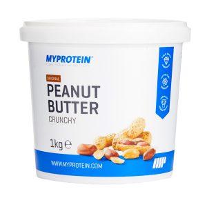 MyProtein Peanut Butter Crunchy - 1000g