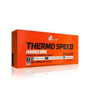 Olimp Thermo Speed Hardcore - 120 kaps.