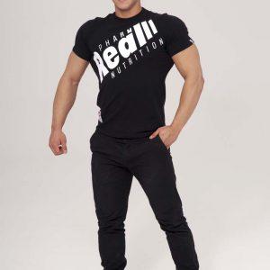 Real Wear T-Shirt SZTANGA czarna
