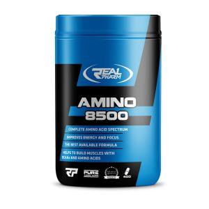Real Pharm Amino 8500 - 400 tabl.