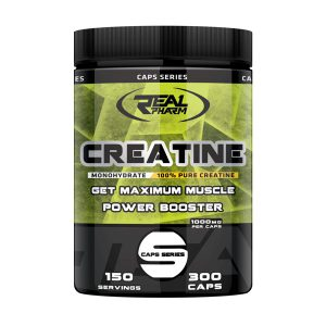 Real Pharm Creatine - 300 kaps.