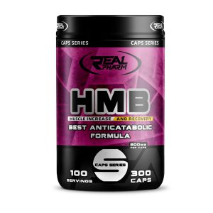 Real Pharm HMB - 300 kaps.