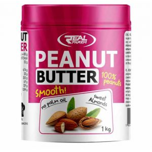 Real Pharm Almond Butter - 1000g