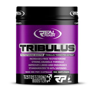 Real Pharm Tribulus 1000mg - 150 kaps.