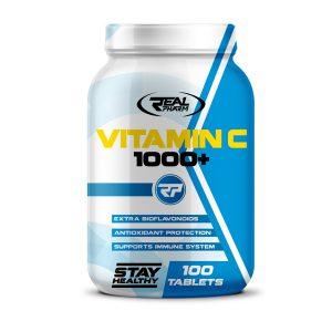 Real Pharm Vitamin C1000+ - 100 tabl.