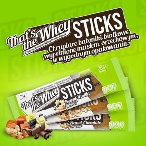 Sport Definition That's The Whey Sticks - 30g