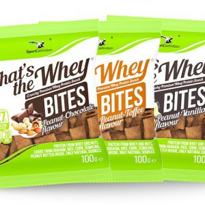 Sport Definition That's The Whey Bites - 100g